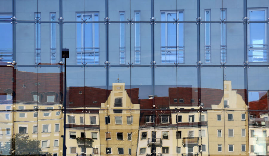 Architecture Berlin Built Structure City Glass - Material Glass Building Lines Overrealistic Reflection The Architect - 2016 EyeEm Awards Battle Of The Cities