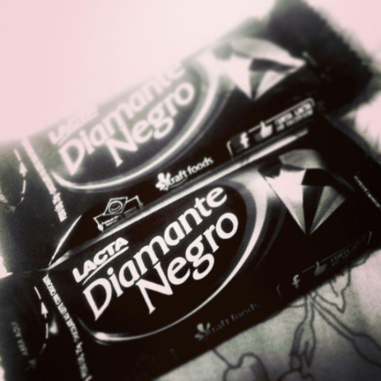 Nada melhor que um bom chocolate. Delicia Diamantenegro