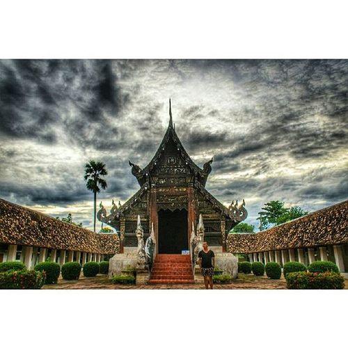 วัดต้นเกว๋น Wattonkwen Cnx Chiangmai Temple Lannatemple Lanna ล้านนา