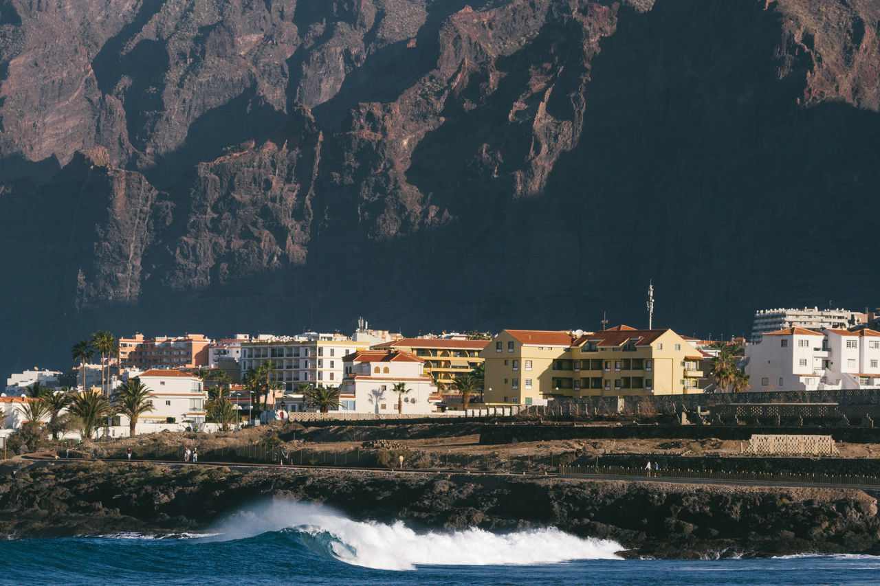 Canarias Canary Islands City Eye4photography  EyeEm Best Shots EyeEm Gallery EyeEm Nature Lover Landscape Landscape_Collection Nature No People Ocean Outdoors Sea Sea View SPAIN Sunrise Surf Surf Photography Surfing Tenerife Wave Waves Waves Crashing Waves, Ocean, Nature