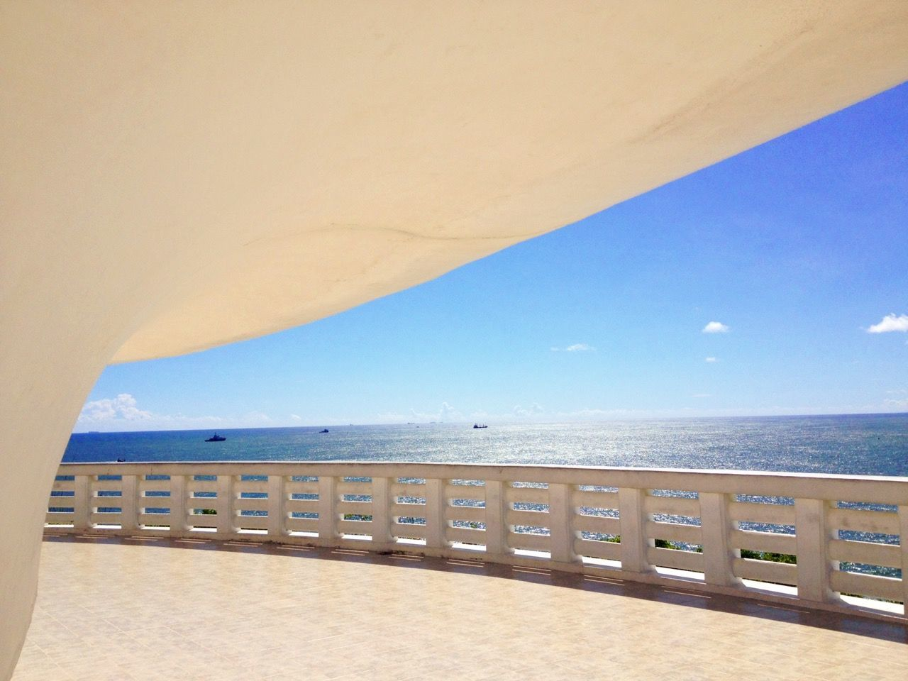 SriLanka Sri Lanka Unawatuna Japanese Peace Pagoda Sea Beautiful View Calm Peace White Blue