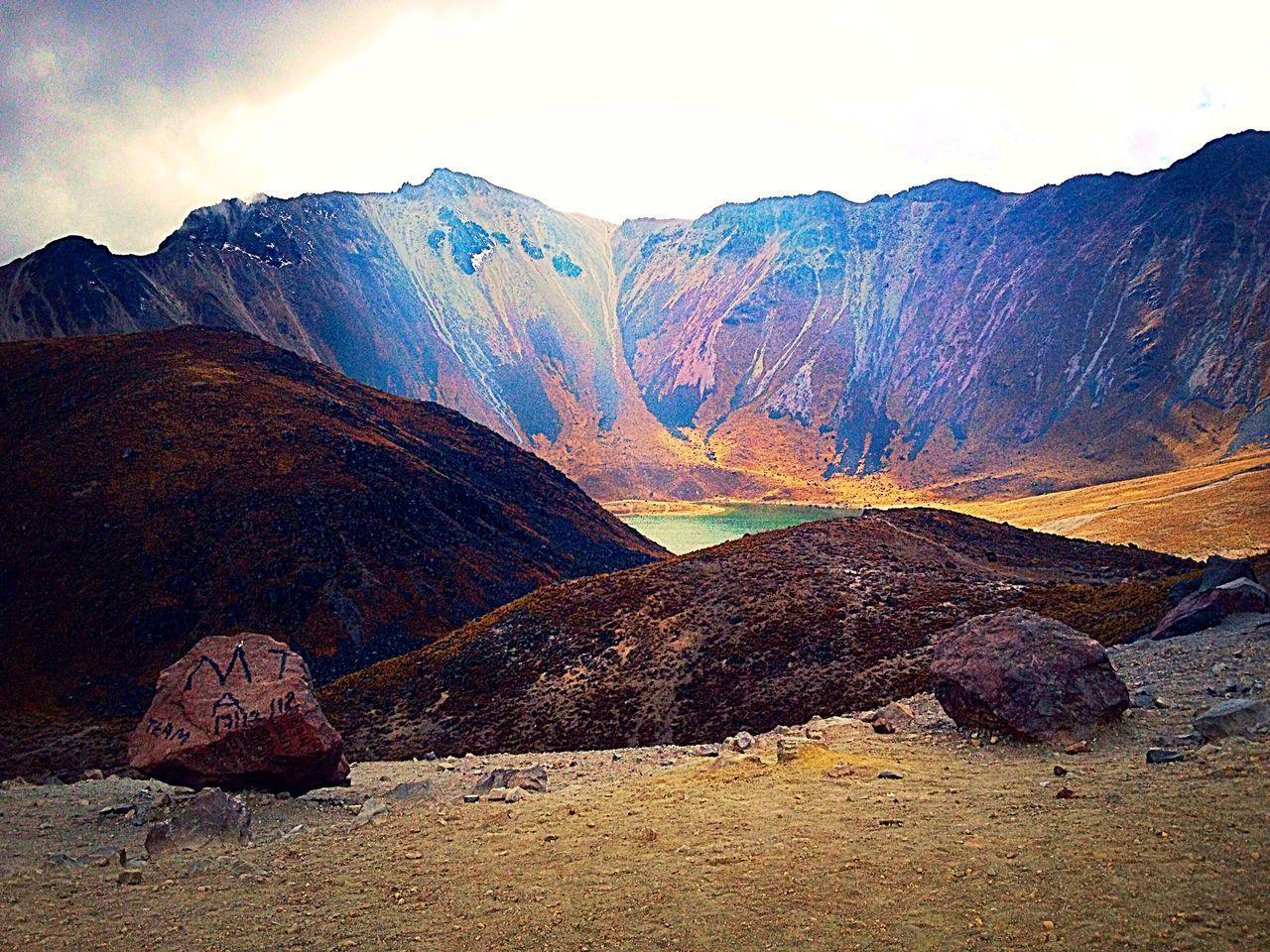 🗻 Volcano Landscape Landscape_Collection