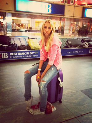 Starting a trip at Sharm El Sheikh International Airport (SSH) by Alena Filatova