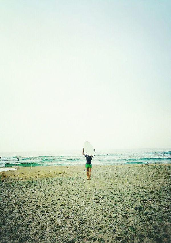 やっと来れたのに、今日に限ってなぜ天気悪い😭💦💦Relaxing Enjoying Life Sea And Sky Sealife 鳥取