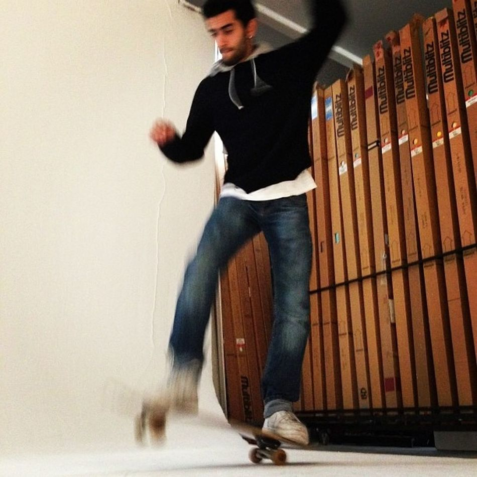Byusakin Skateboard Studio Manfrotto