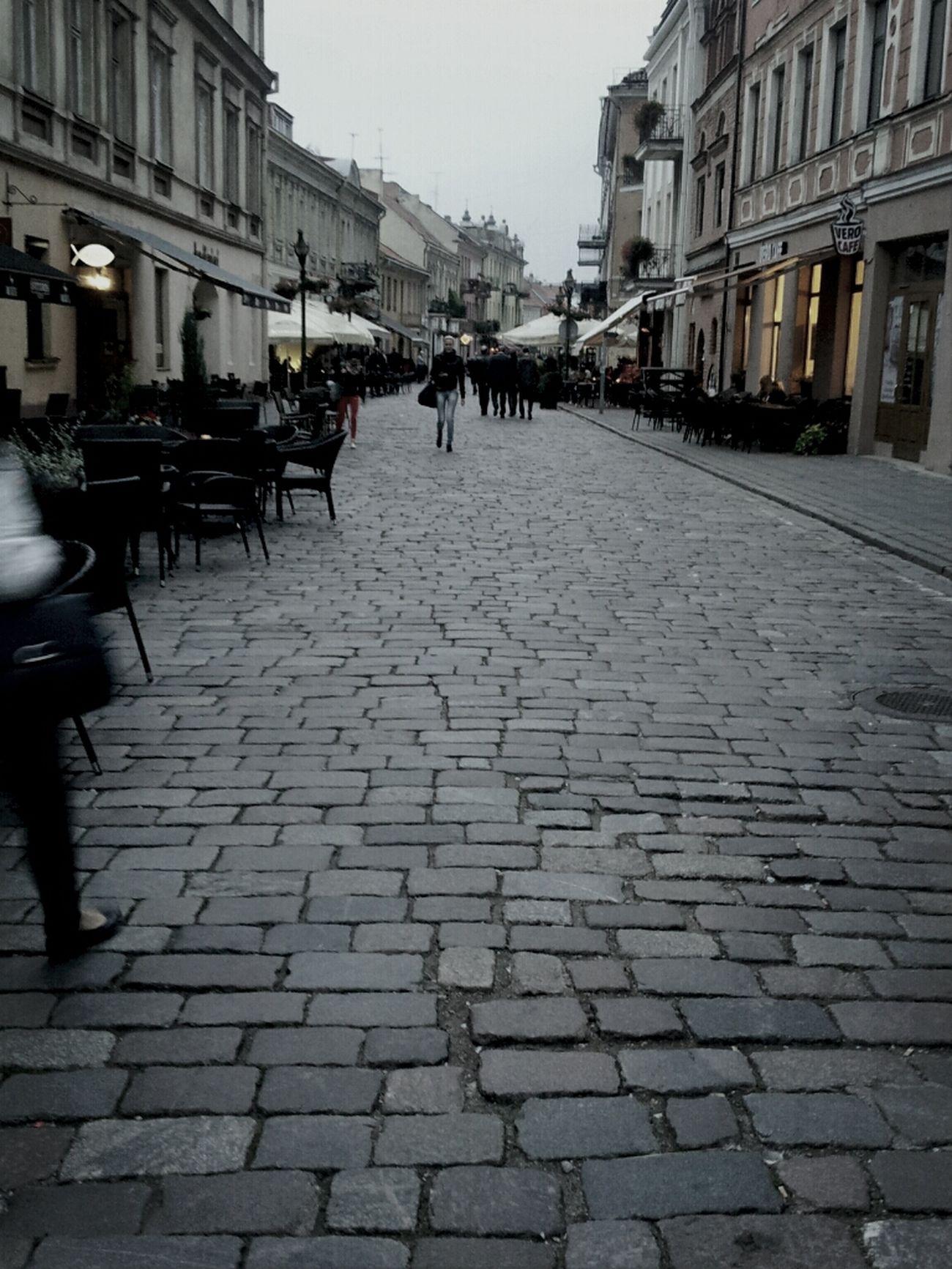 the long way to home :p I love this place ♡ Kaunas Way Beautiful ♥ City