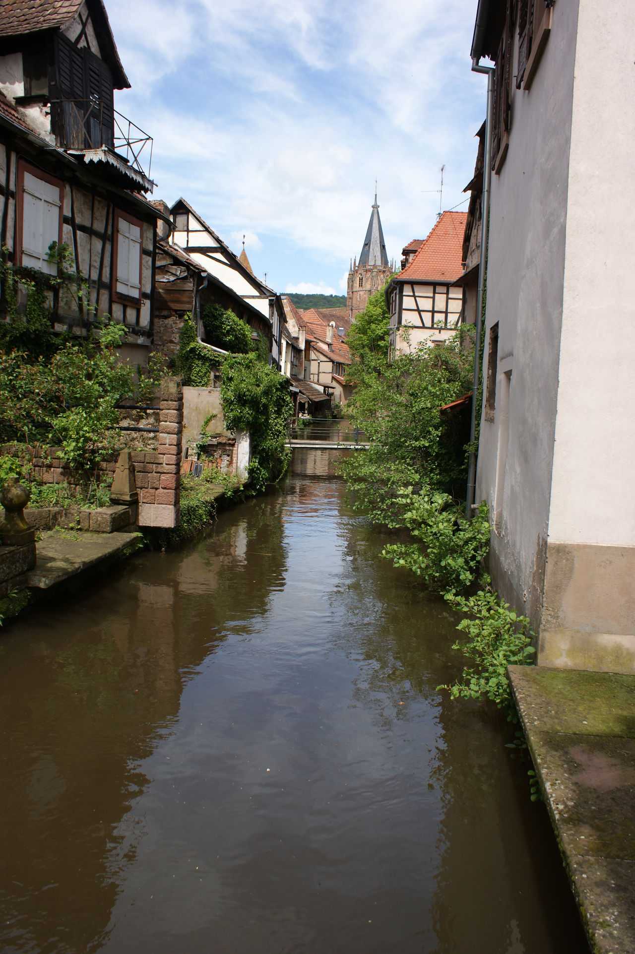 Architecture Canal European Canal German Canal Town Village Canal Village Stream Water