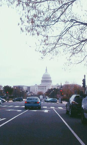 Washington, D. C. US Capitol Building WashingtonDC Capitolio