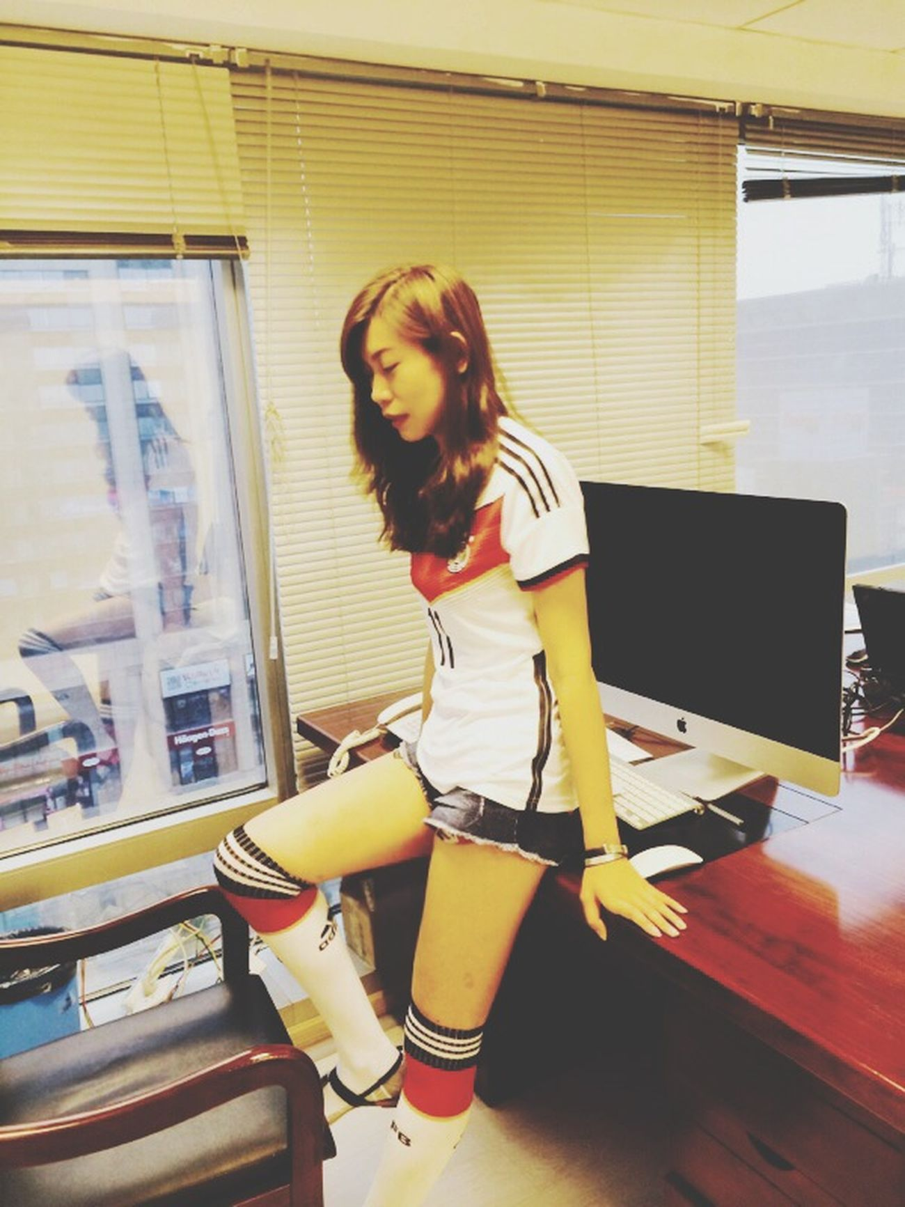 For tonight World Cup Germany team! Brazil 2014 World Cup Soccer Today's Hot Look We Are Onefootball