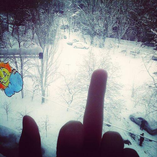 """как же я люблю эту """" зимнюю """" погоду"""
