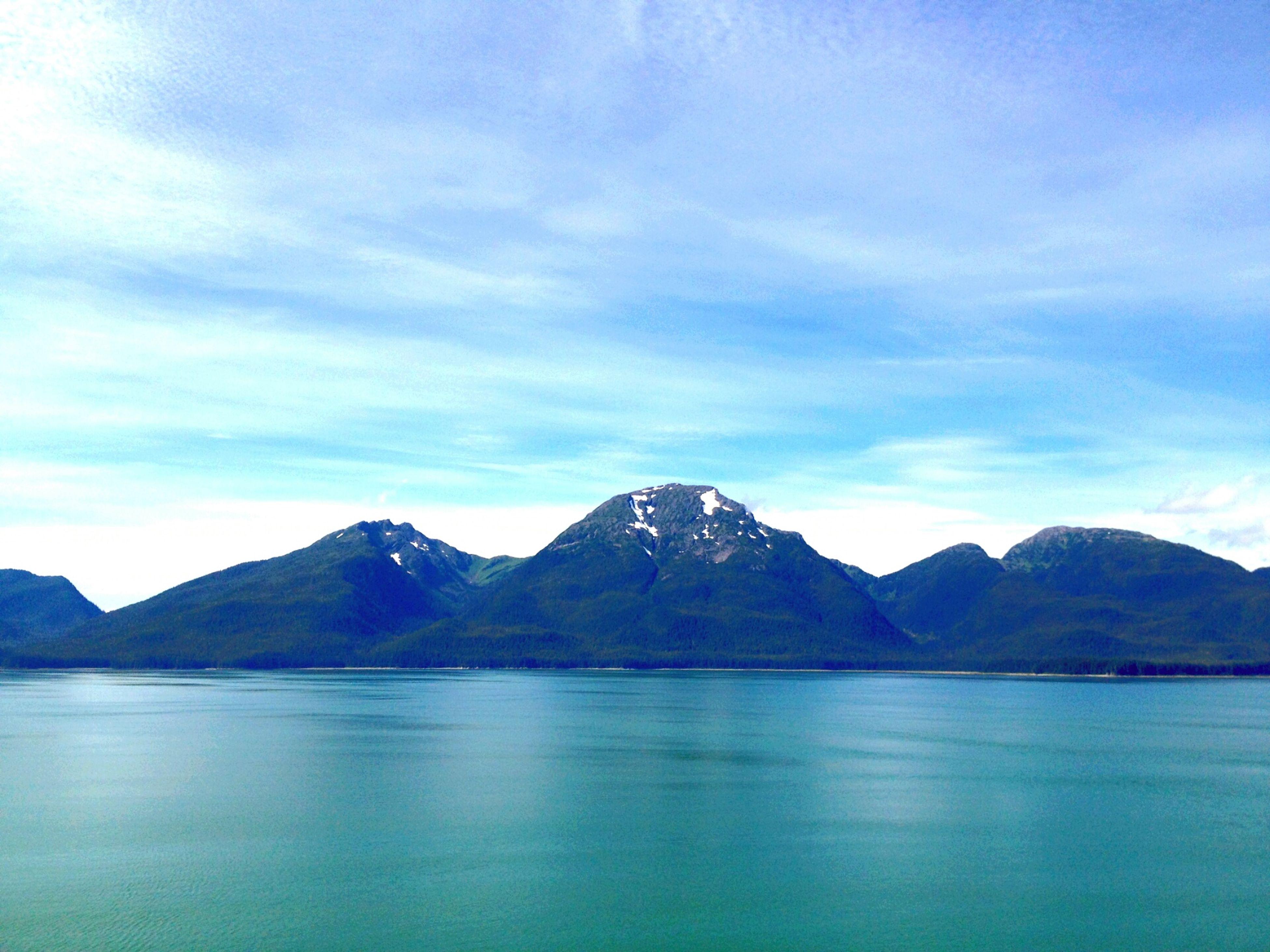 Alaska Ocean Mountains Travel Explore Adventure Water Stayandwander OpenEdit TheWeekOnEyeEM