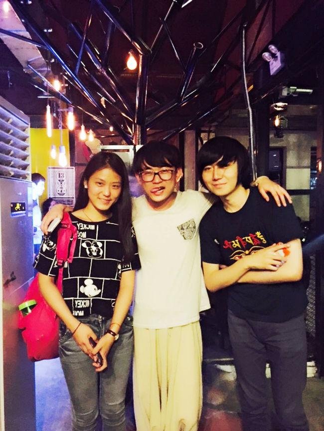 Check This Out Enjoying Life Tianjin13club 马潇 崔龙阳 丢火车