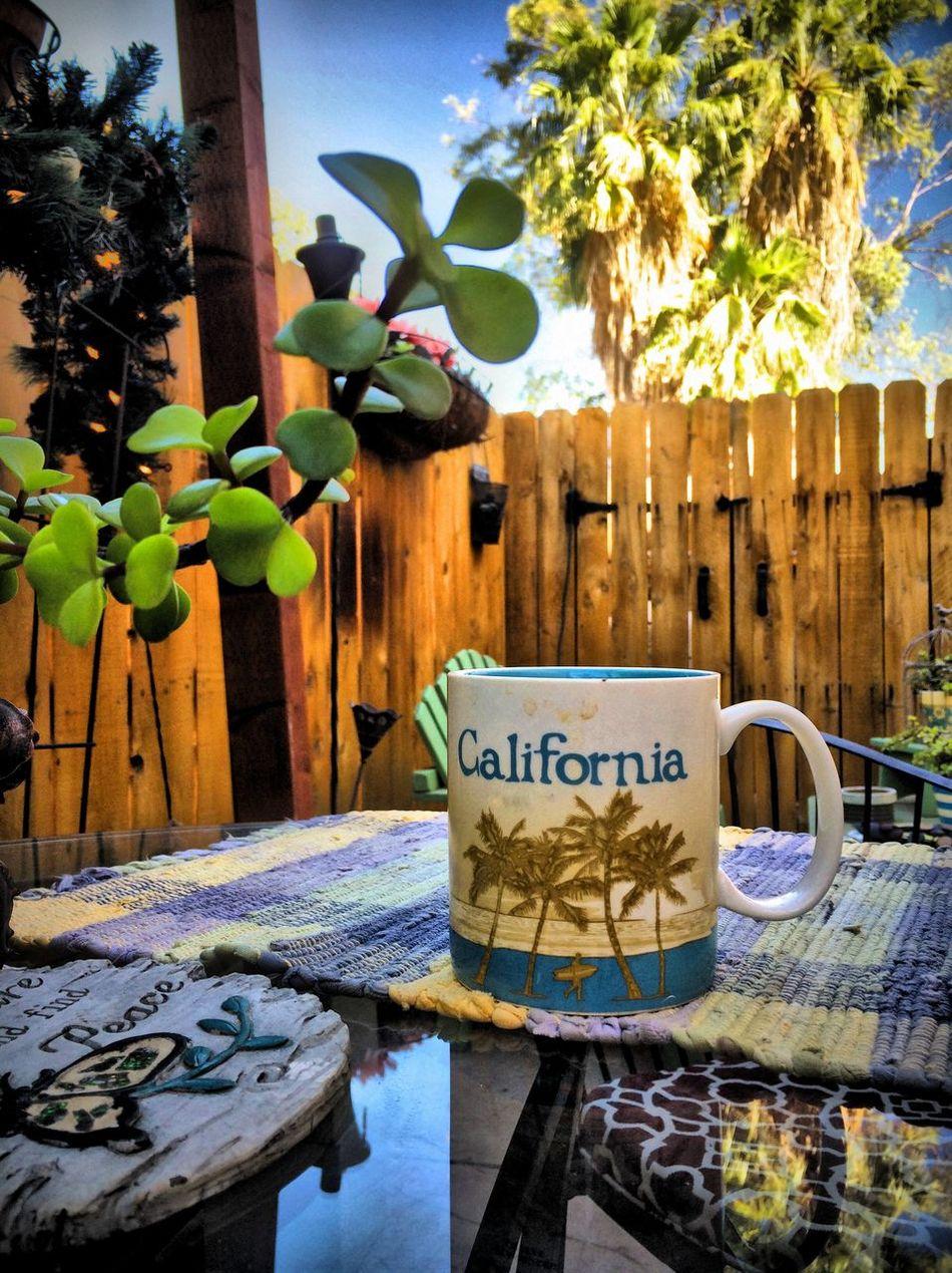 Good Morning California ! California El Centro Ca Coffee Time Coffee Mug