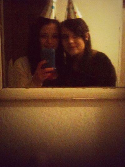 Meine Alex *-* war tolles Silvester mit dir & eig mit allen ;)