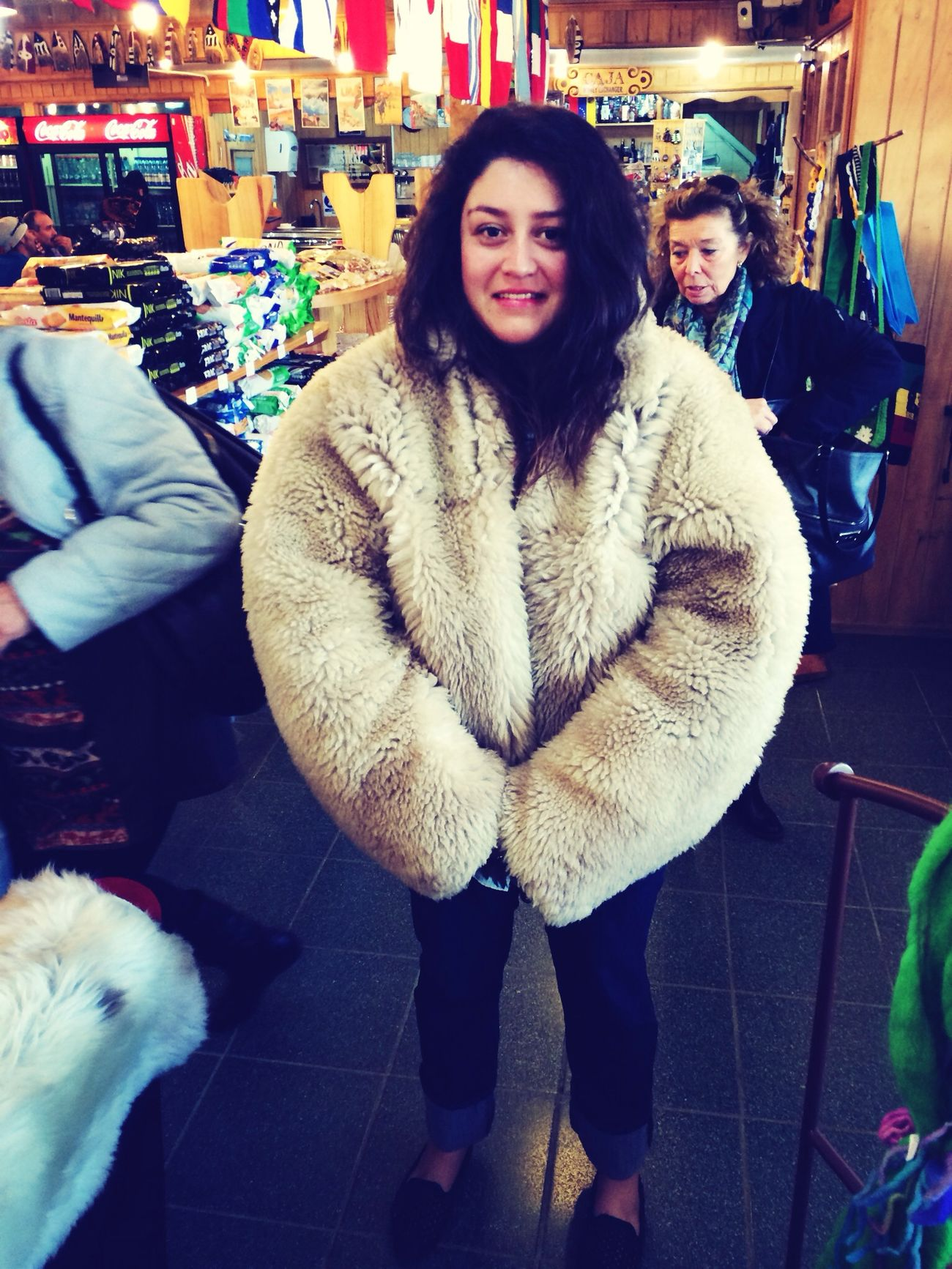 Lana De Oveja Fur Sheep Cozy