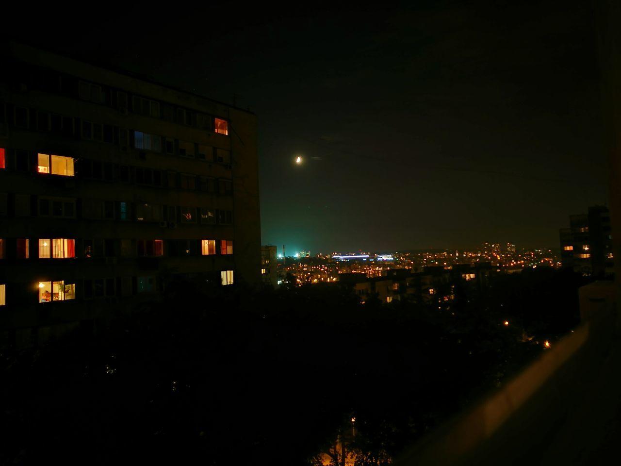 Belgrade Belgradenight Moonlight