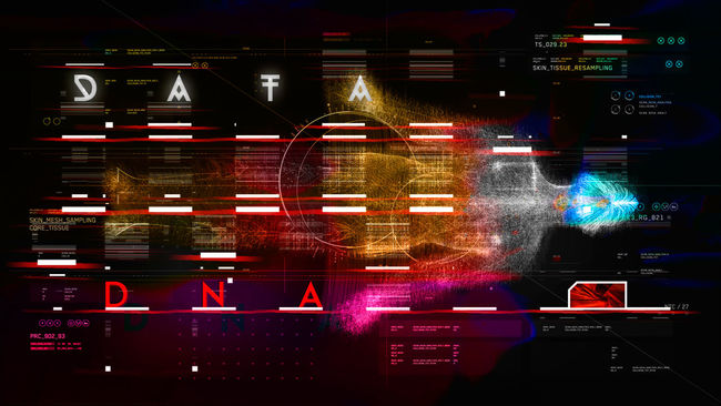 HOMO DATUS _from ©10dier 10dier Data Design Futuristic Glowing Graphic Design Homodatus Homoerectus Illuminated Modern Montage Photography Multi Colored Multiple Exposures Neon Photooftheday