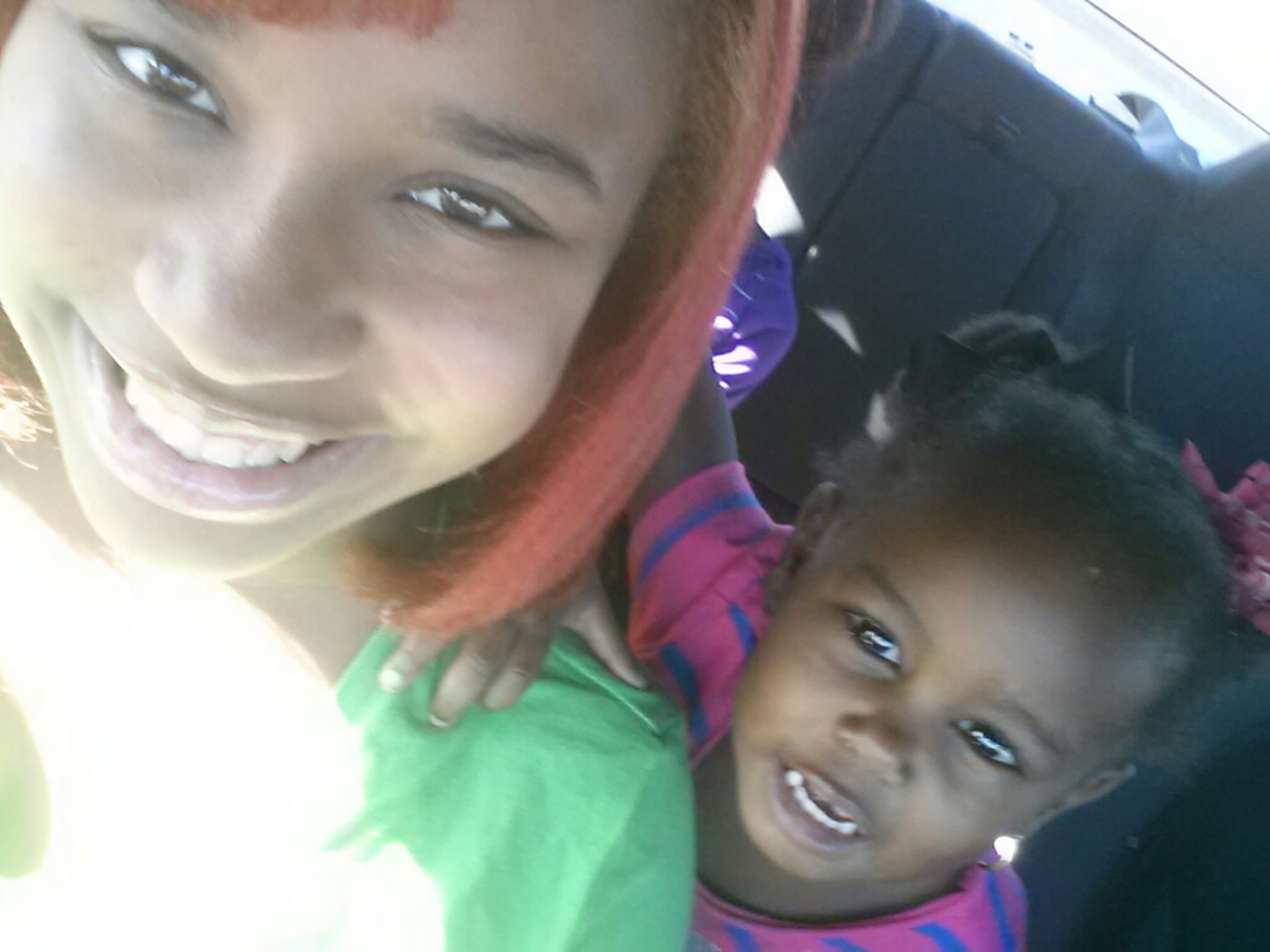 Me And My Bby Cousin