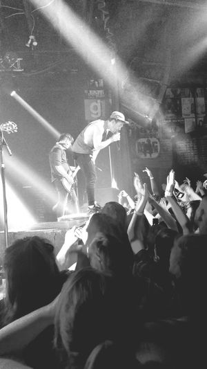 Set It Off (band) Trees Dallas March 2016