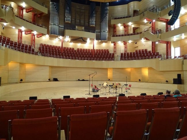 Philharmonie Essen Nice Atmosphere Enjoying Life The Places I've Been Today