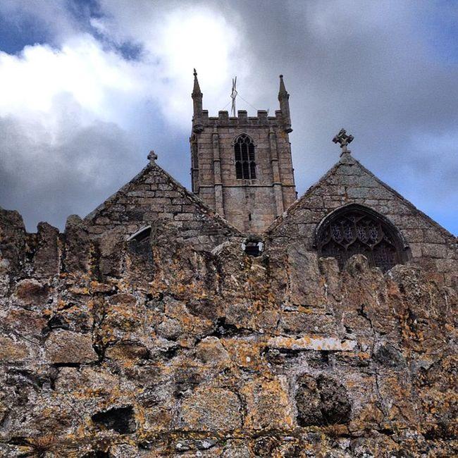 Church... #stives #church #cornwall #improvedimage Church Cornwall Improvedimage Stives