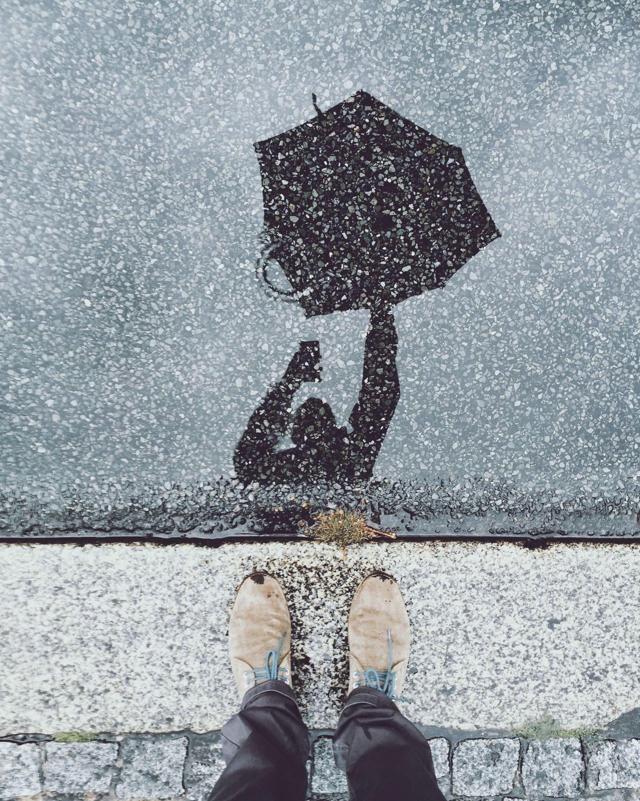 Berlin Rain Umbrella Fromwhereistand