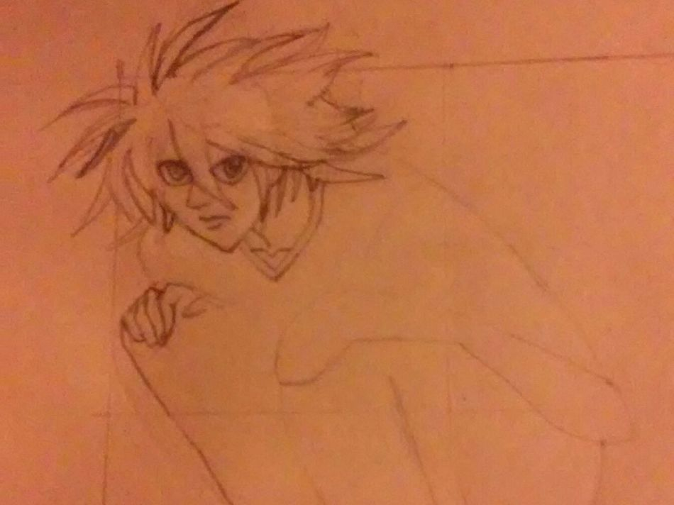 Drawing ✏ Anime Manga DeathNote L Unfinished Work...Death Note Anime Drawing Looking At Camera Unfinished Drawing Crazy Hair One Person 3XSPhotographyUnity 3XSPUnity Paper Pencil Drawing Pencil And Paper Death N