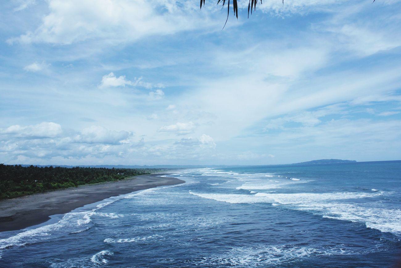 Batu hiu pangandaran Water Beach Taking Photos Photography Culture Iseng Like