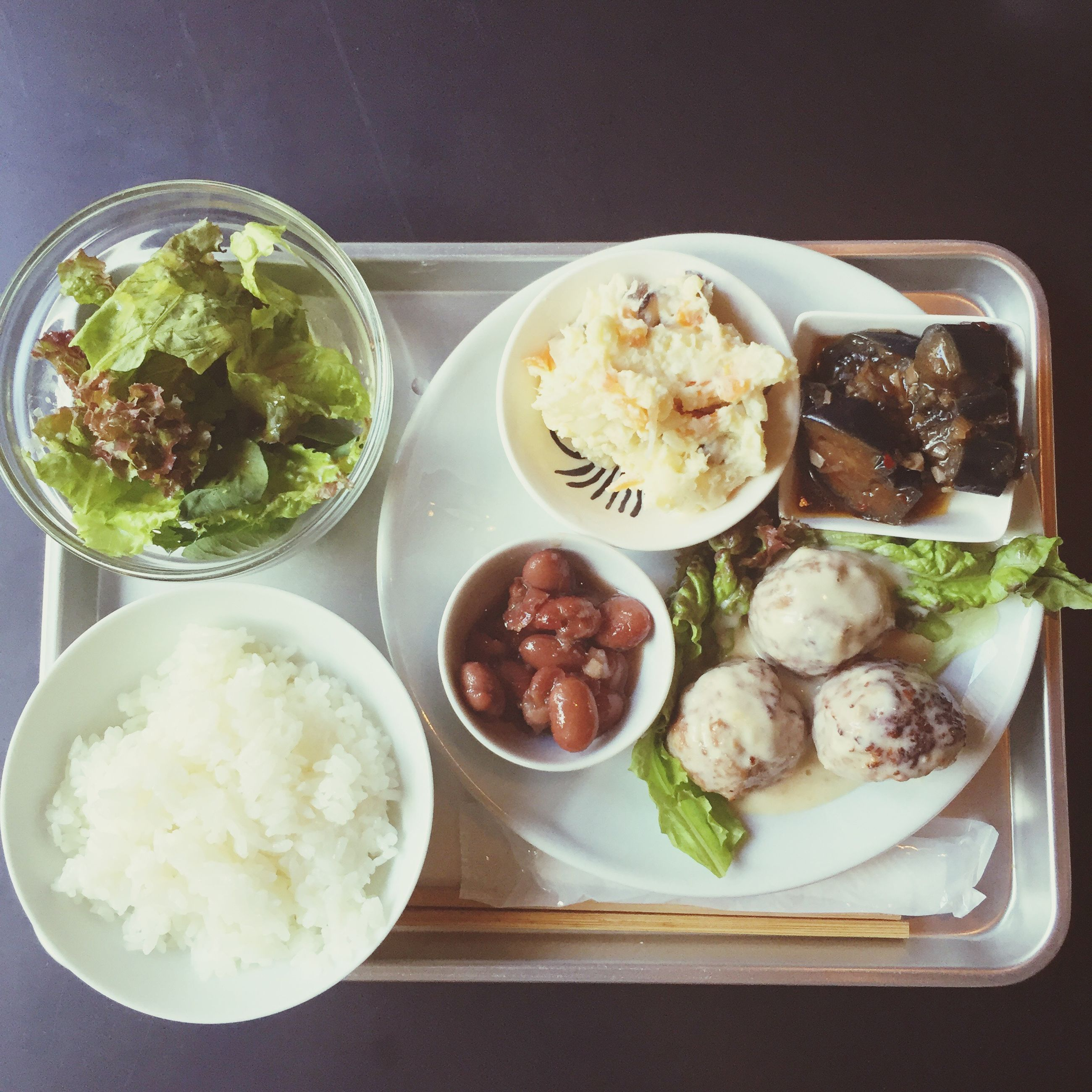 food and drink, food, indoors, plate, freshness, table, meal, ready-to-eat, healthy lifestyle, healthy eating, serving size, chopsticks, bowl, vegetable, selective focus, temptation, serving dish, appetizer, main course, food styling, prepared food, lunch, overhead view