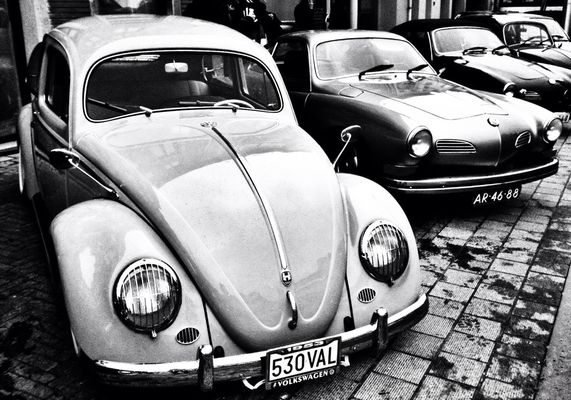 VW at Kermis Ninove by Marty