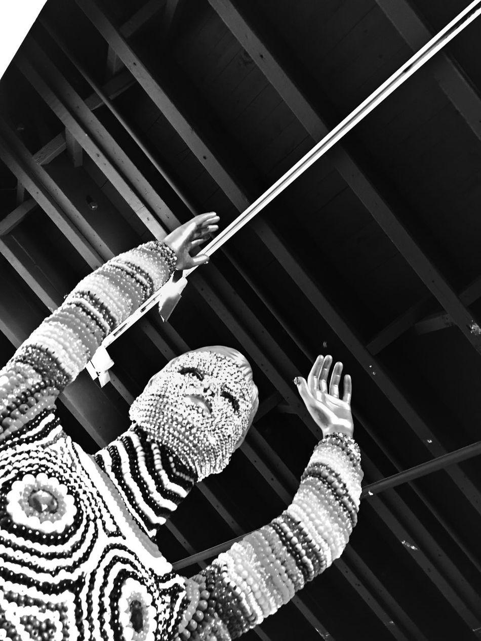 Blackandwhite Photography ArtWork Instillation