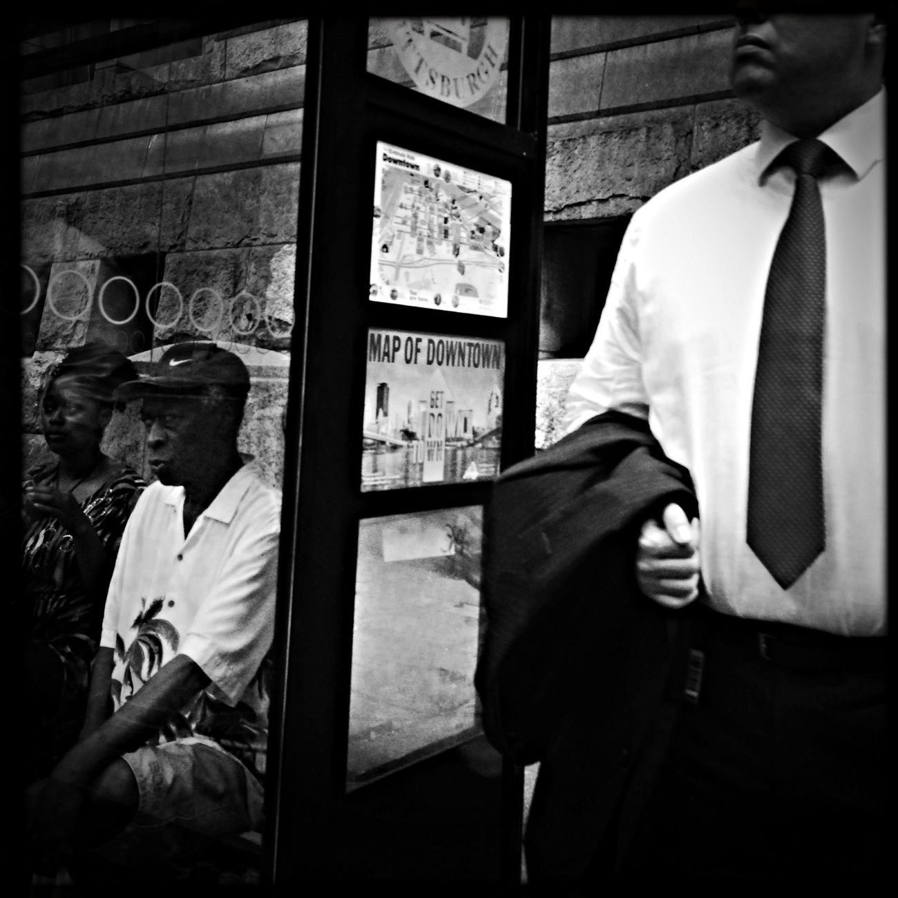 EyeEm Best Shots - Black + White Streetphotography Pittsburgh Blackandwhite