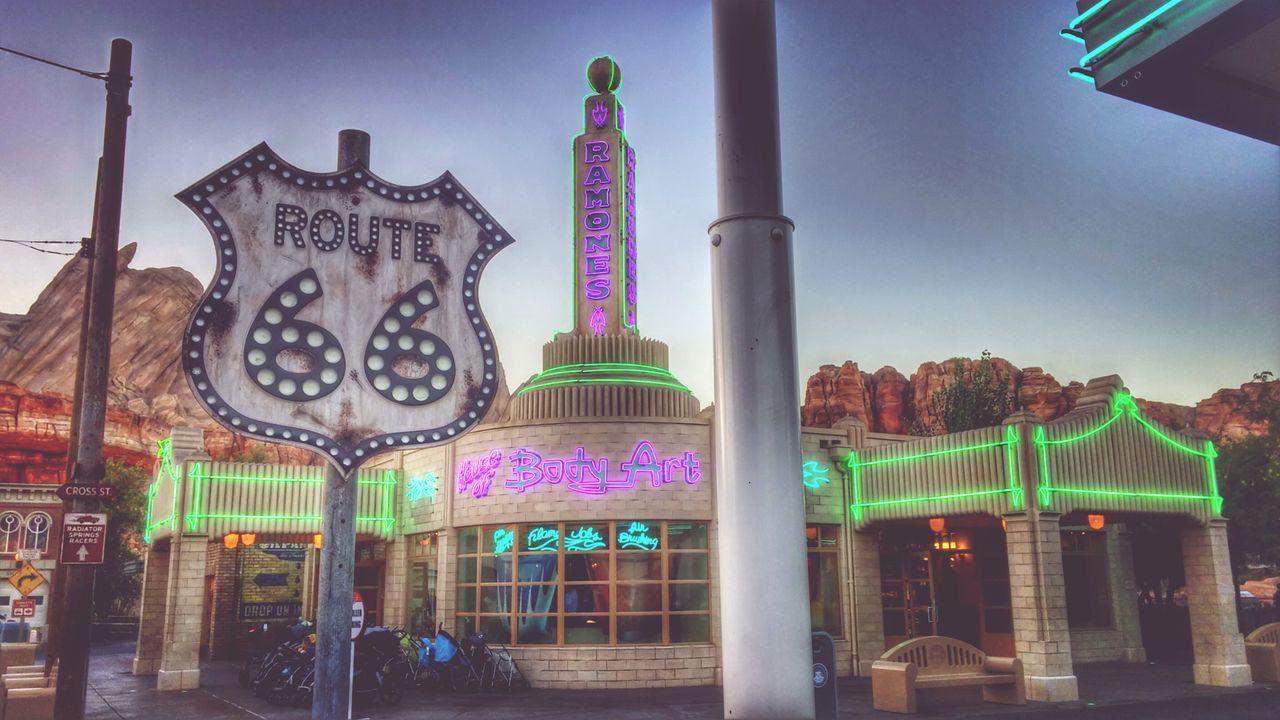 Californiaadventures Theme Park Random Funfairs