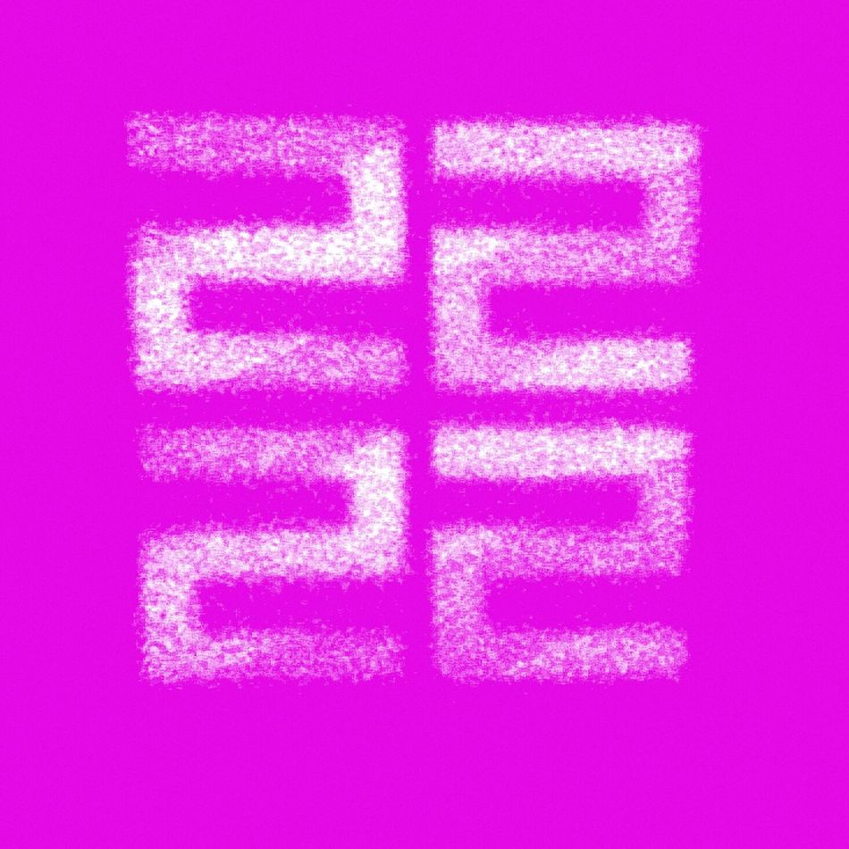 Time Clock Two By Two Digits Digital Pinkitude