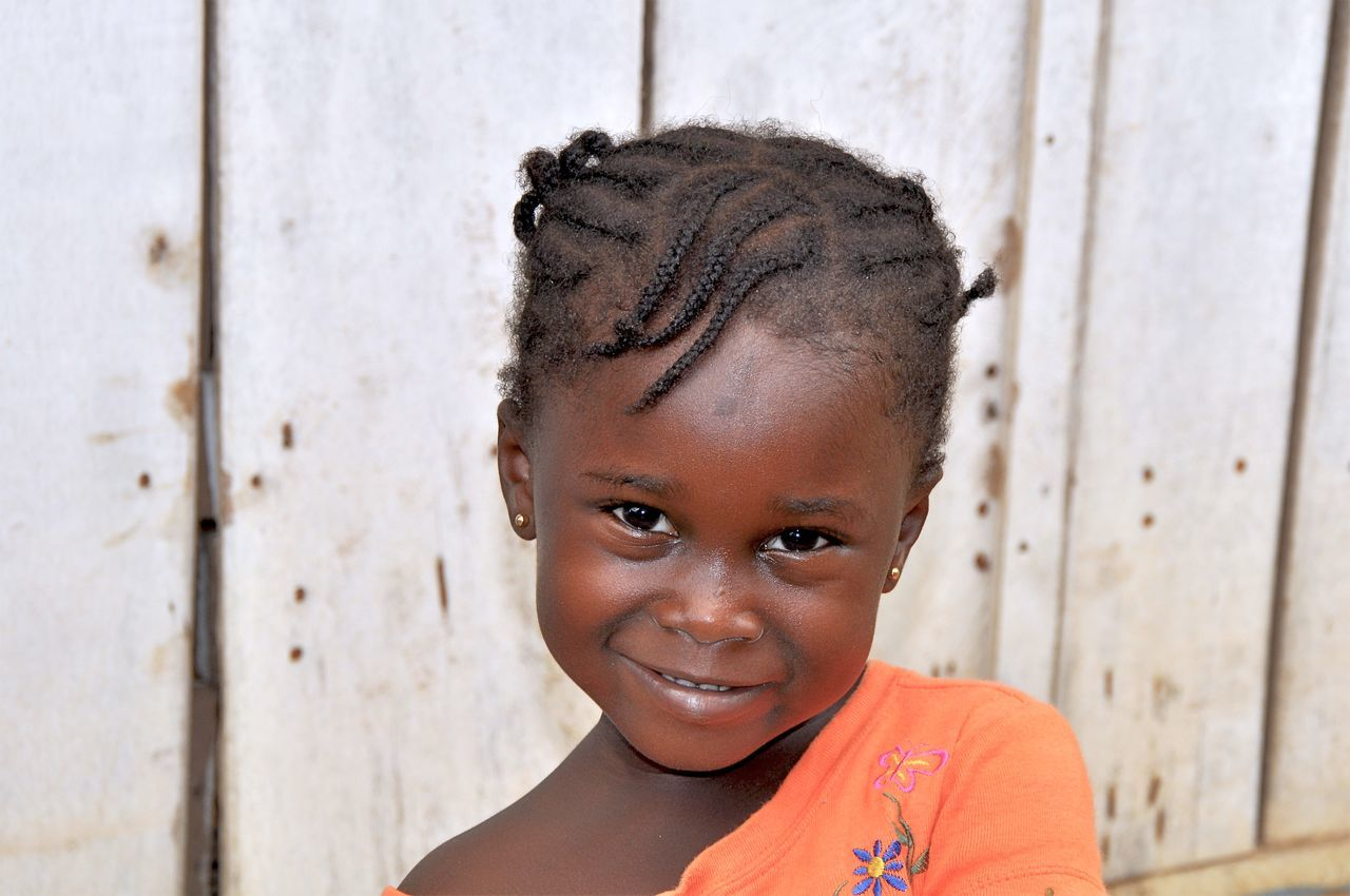 Africa African Beauty Child Childhood Children Photography Children's Portraits Close-up Cultures Cute Elementary Age Faces Of Africa Ghana Girl Headshot Innocence Kid Kids Looking At Camera One Person Outdoors People Person Portrait Smiling Smiling Face