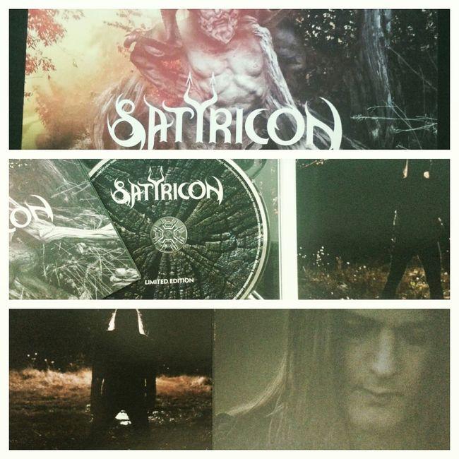 Satyricon Black Metal Metal Frost Satyr