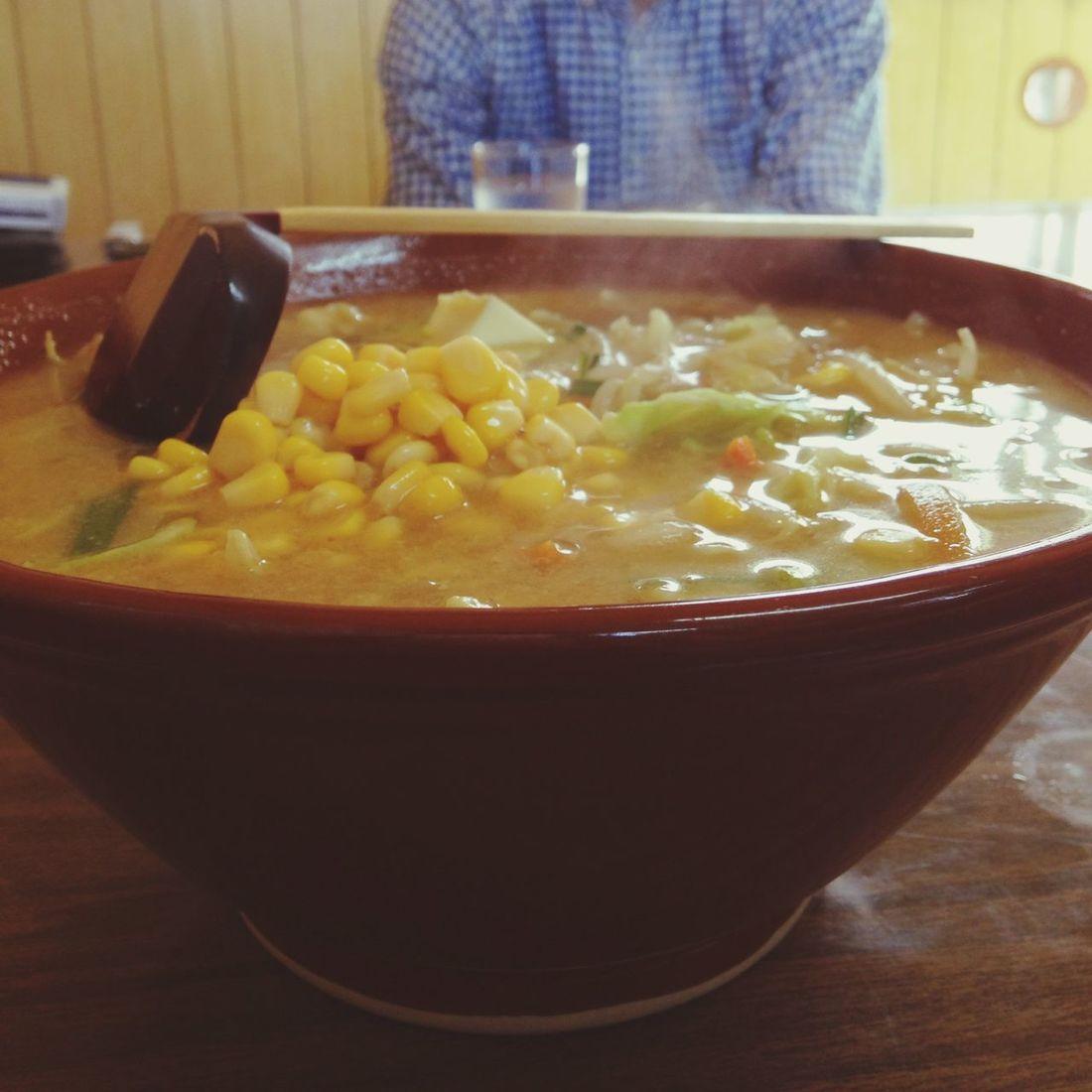 Yummy Enjoying A Meal Noodles ラーメン Ramen Foodporn