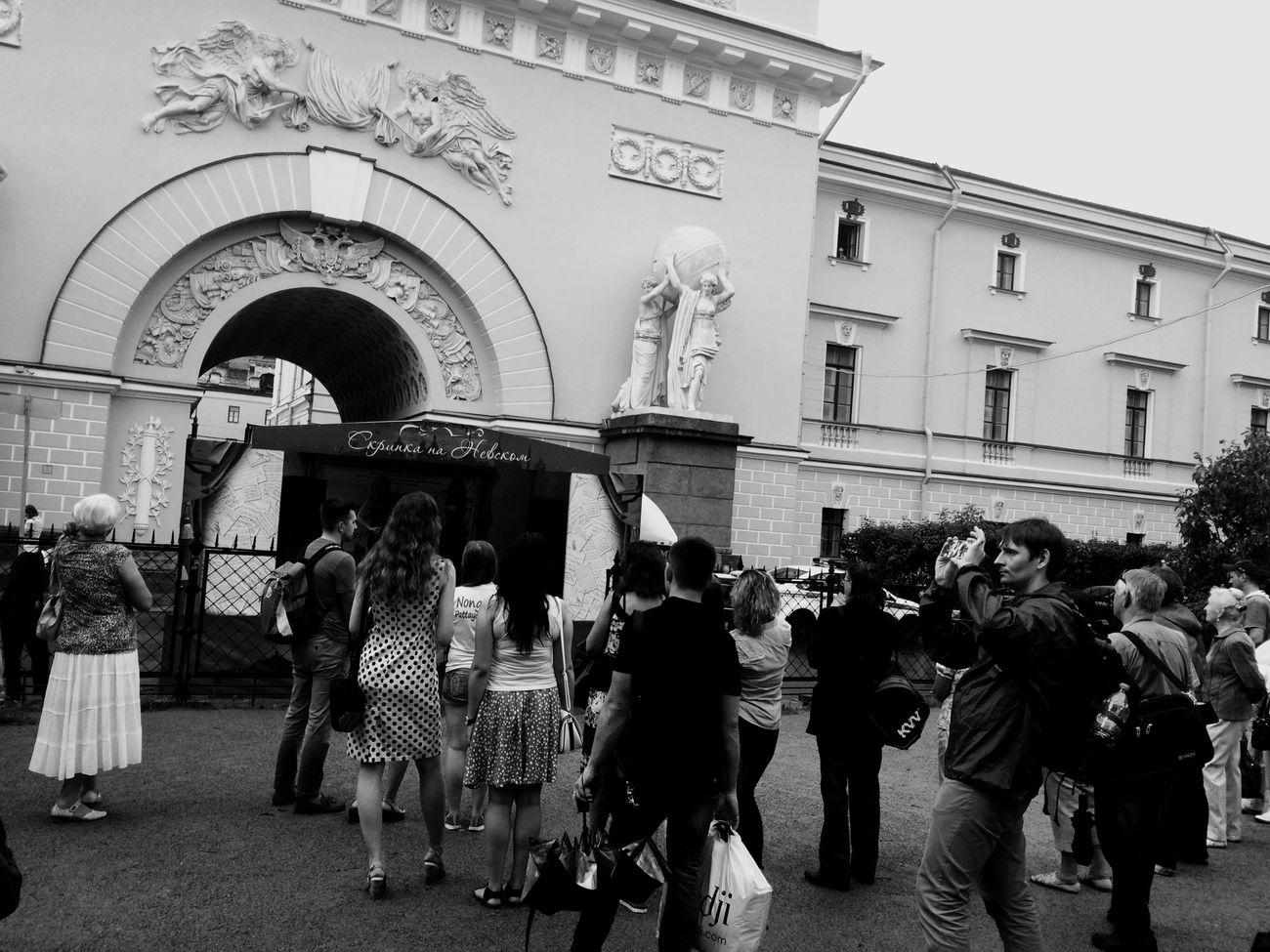 Black & White Streetphoto_bw Black And White Street Photography Streetphotography Garden People