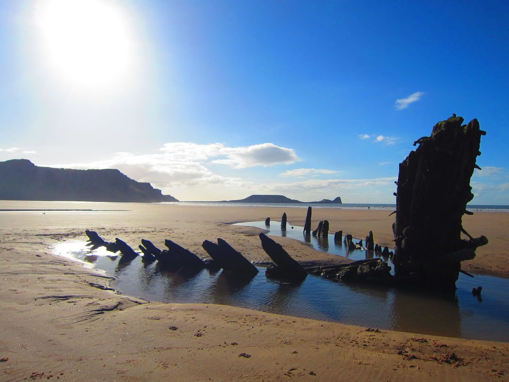 Wreck of the Helvetia Beach Beauty In Nature Horizon Over Water Outdoors Sand Scenics Sea Shipwreck Shipwreck Beach Sunlight Water Rhossili Bay Rhossili First Eyeem Photo Gower Gower Peninsular South Wales Gower Coast Helvetia EyeEmNewHere Miles Away Gowercoast Gowerpeninsula Gower Beach Wales The Secret Spaces Art Is Everywhere The Great Outdoors - 2017 EyeEm Awards Neighborhood Map Place Of Heart Sommergefühle EyeEm Selects Neon Life Been There. Done That. Lost In The Landscape