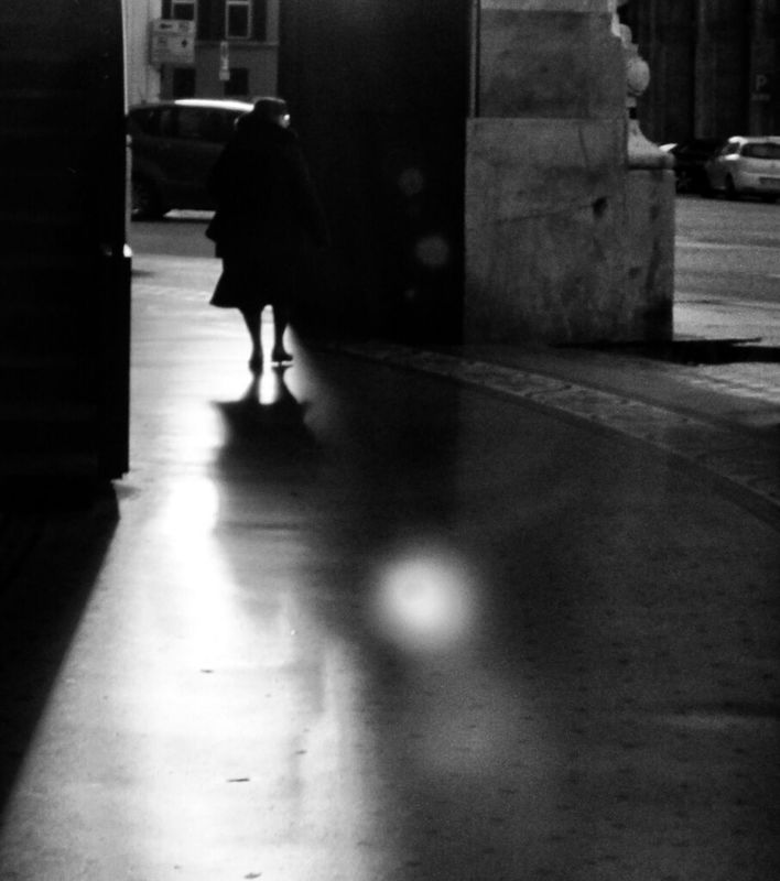 blackandwhite italy Taking Photos monochrome streetphoto_bw eye4photography  by Simodenegri