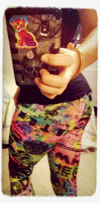 Todays Hot Look My Pants  Colors Taking Photos good for grappling!