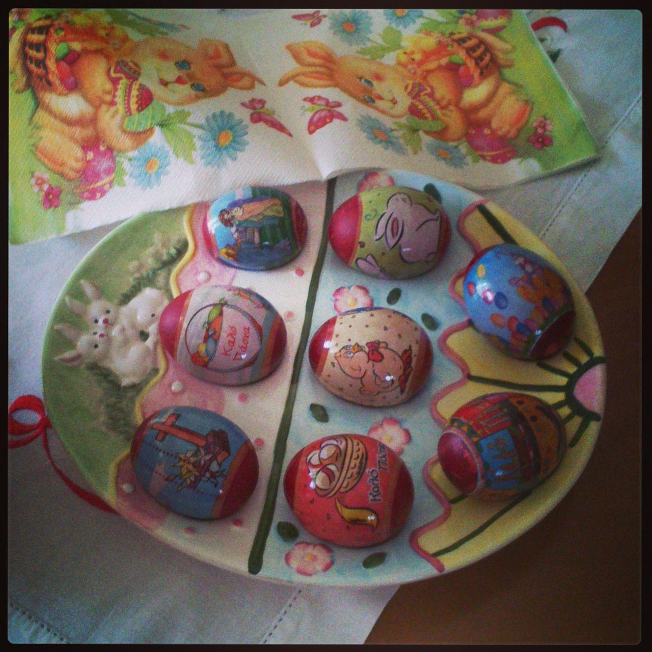 Easter eggs Easter Happy Easter Easter Eggs
