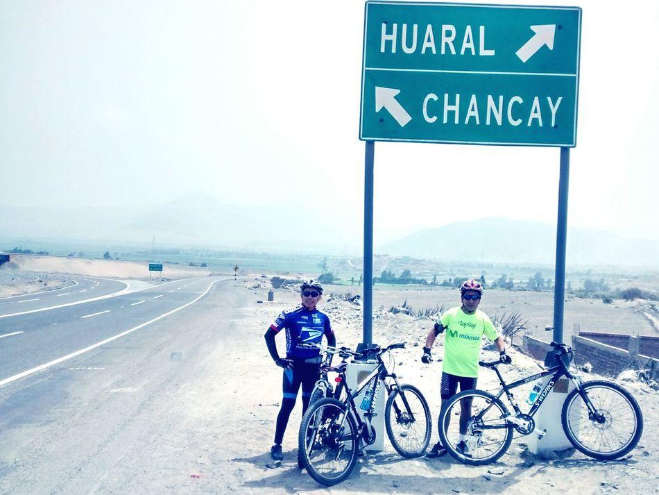 Sufrimiento satisfactorio :D Bike Ride Cityscapes Landscape