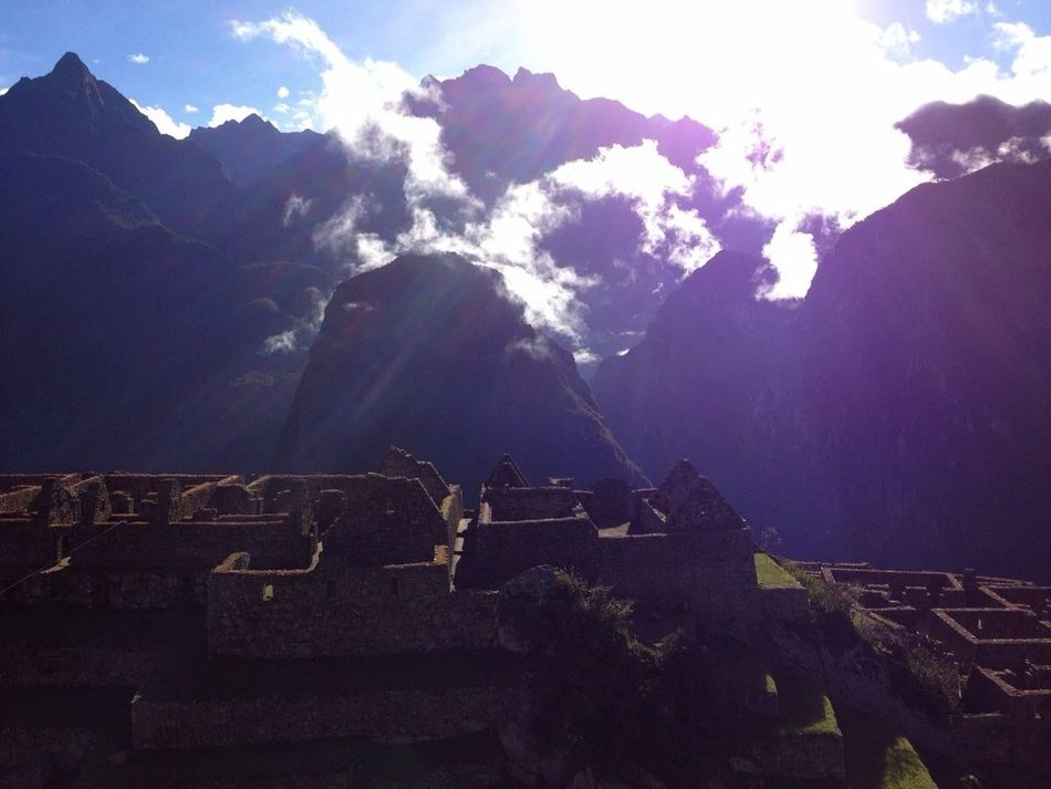 Sunrise At Machu Picchu Trip Dalatafilmes Sunrise Machu Picchu Macchu Picchu Macchupicchu Sunrise_Collection