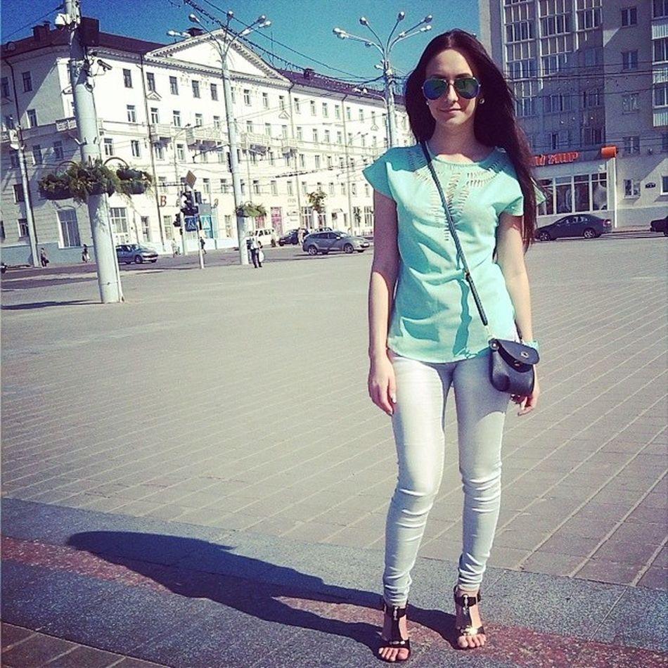 хорошаяпогода Fashion Витебск Girl look ☀☀✌