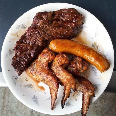Love me some BBQ. Food BBQ .