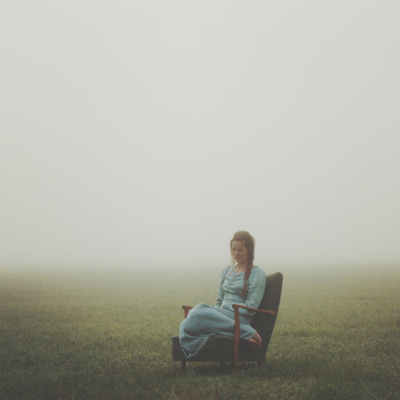 Portrait Fog Endlessness The Portraitist - 2015 EyeEm Awards