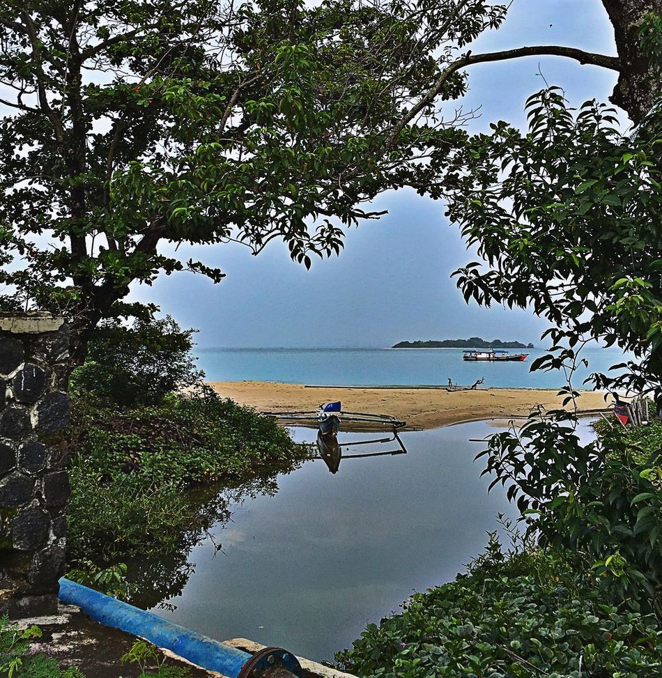 One fine day in Ujungkulon , Fine Day Showcase August Hidden Gems  Nature Nature_collection Nature Photography Naturelovers Landscape_Collection Sea Sea And Sky Beautiful Nature