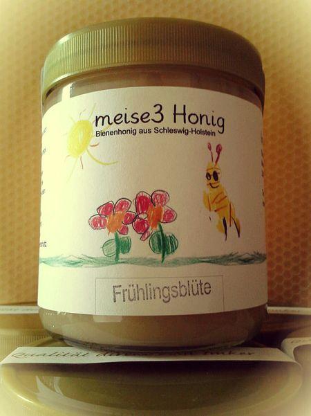 FrischImGlas meise3 Honig Zwanzig15 Regional Imkerei Bienen  Schleswigholstein