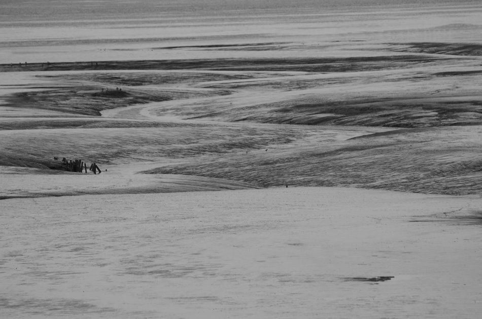 Tide Tidelands Coast Germany Daylight Blackandwhite Nature Photography The Great Outdoors With Adobe